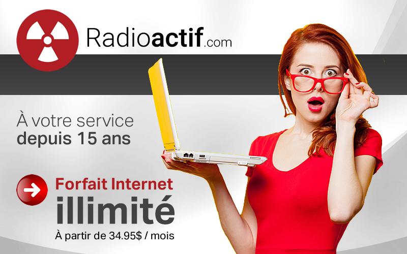 service internet illimité